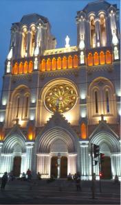 Church in Nice