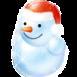 snowman_128